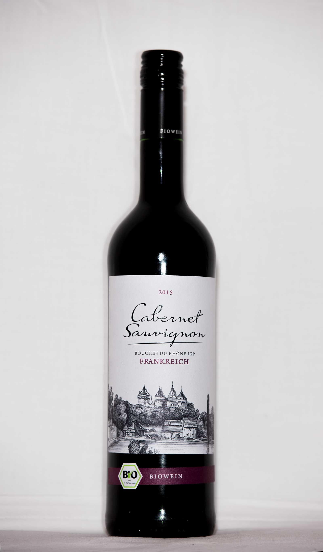Cabernet Sauvignon 2015 Bouches du Rhône Edeka