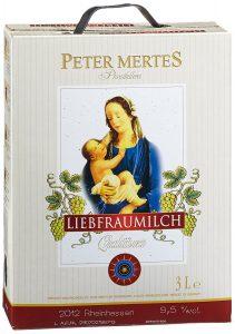 vinothekum.de - Weißwein - Peter Mertes Liebfraumilch Bag-in-Box aus Deutschland / Deutschland, Rheinhessen